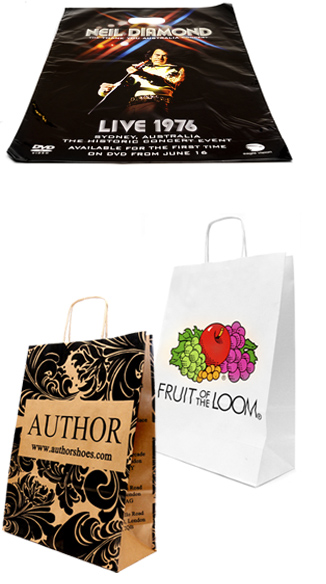 Custom Carrier Bags