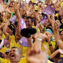 Brazil 3 – Croatia 1