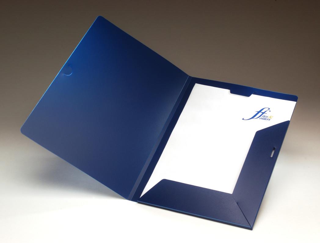 Proposal Folder Kallkwik Fleet Street
