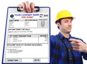 job-sheet