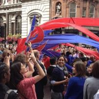 Tube Strike Hits London