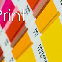 Litho Printing in Fleet Street