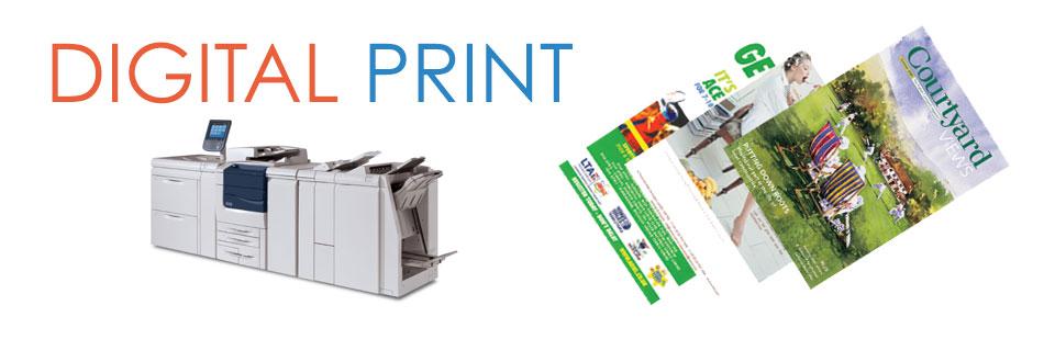 Digital, Brochure and Leaflet Printing in London