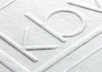 Kall Kwik Printers London: Thermography and Embossing