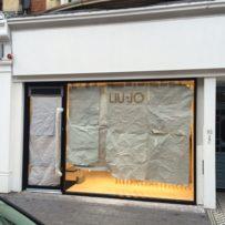 Window Graphics by Kall Kwik Fleet Street