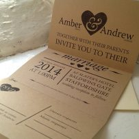 Invitations for every event